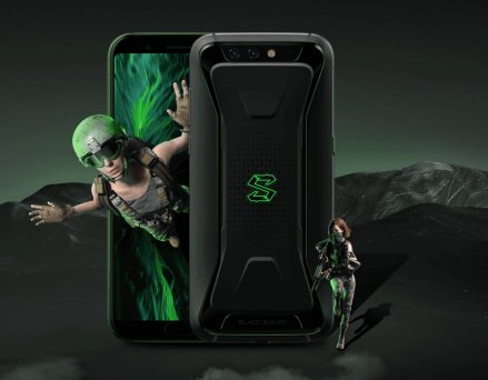 Xiaomi Black Shark officialisé : Snapdragon 845,...