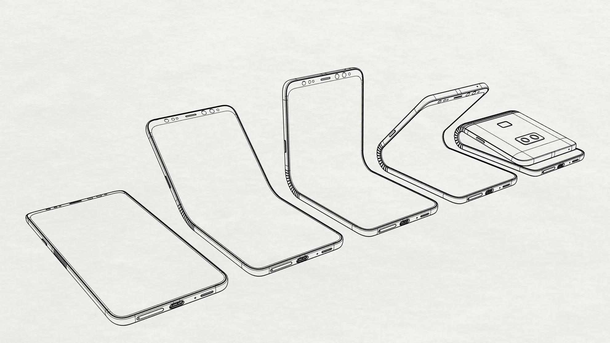 Samsung Galaxy S8 : les icônes et les captures d'écran du