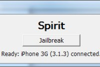 Spirit : le jailbreak des iPad, iPhone et iPod touch en un clic (MAJ)