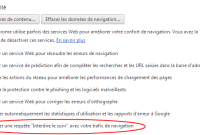 Google déploie l'option Do Not Track dans Chrome