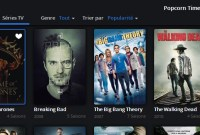 Hollywood fait supprimer du code source de Popcorn Time