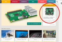 Un Raspberry Pi A+ fait son apparition
