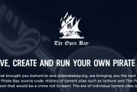 Avec The Open Bay, The Pirate Bay devient open-source et clonable