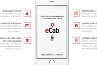 eCab offre 1 million de courses de taxi ce week-end