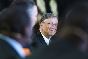 Bill Gates donne 4,6 milliards de dollars en action Microsoft à des œuvres caritatives