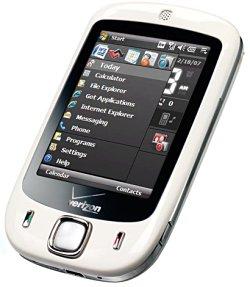 Android sur un HTC Touch