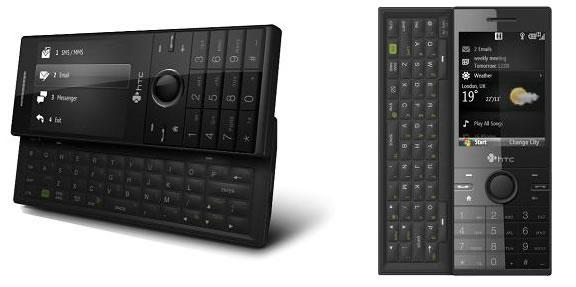 HTC dévoile son HTC S740