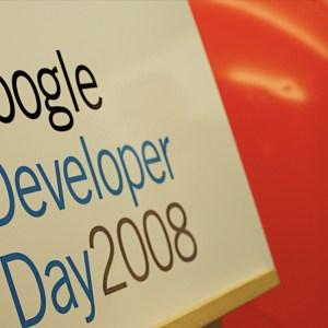 Google Developer Day à Paris !