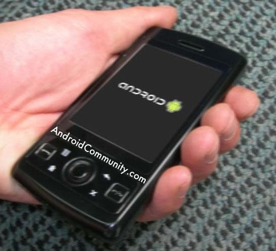 AndDream : AT&T et Foxconn prépareraient le second mobile sous Android