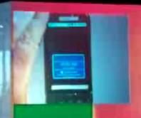 Démonstration d'Android lors d'une Google Developer Day