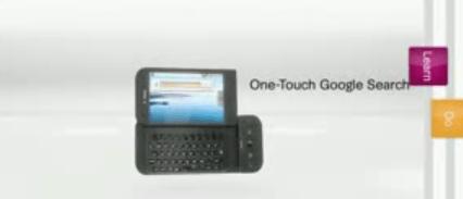 Vidéo de présentation du T-Mobile G1