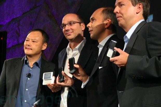 Compte-rendu de la conférence HTC sur Android