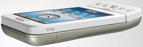 HTC prévoit de vendre 1 million de G1 en 2008