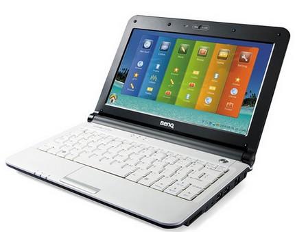 BenQ lancera des smartphones et un netbook Android en 2010