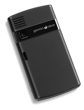 Garmin-Asus prépare un smartphone Android pour 2010