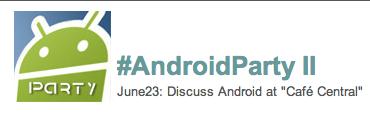 Android Party à Bruxelles, le 23 juin ! + HTC Magic disponible en Belgique chez Proximus