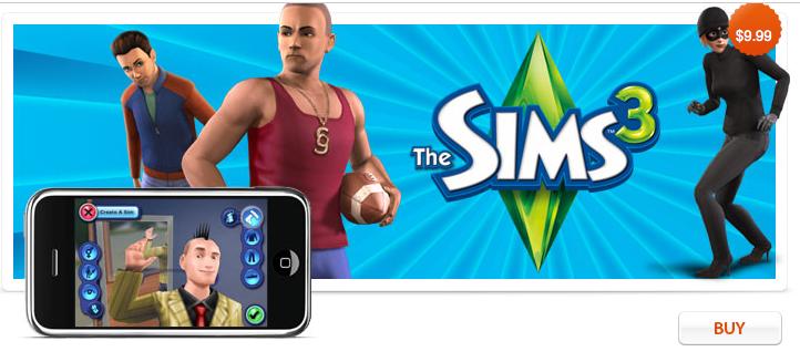 Les Sims 3 sur Android, pour bientôt !