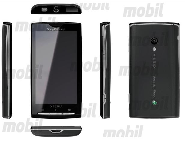 XPERIA Rachael, le premier smartphone Android de Sony Ericsson ?