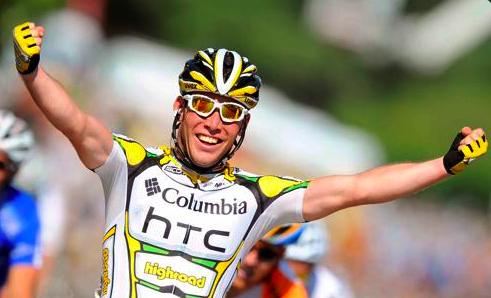 L'équipe Columbia-HTC dans le Tour de France !