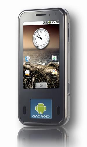 Quelques informations sur le Motorola MB810 dit «Shadow» …