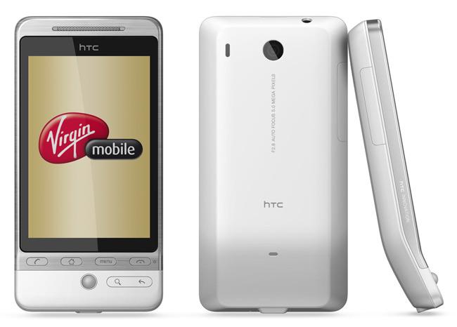 Le HTC Hero n'est plus en vente chez Virgin Mobile