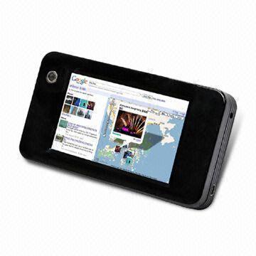 Le MID-02 : une autre tablette sous android