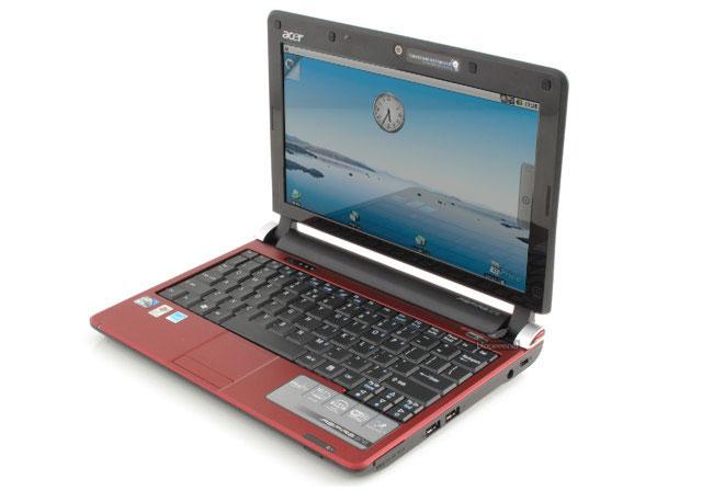 Test d'un netbook sous Android : Acer AOD 250 !