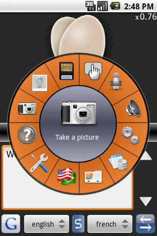 Eclosion : un exemple des nouvelles possibilités d'interface Homme – Machine