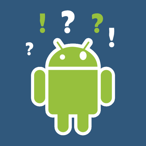Explications sur le vocabulaire propre au monde d'Android