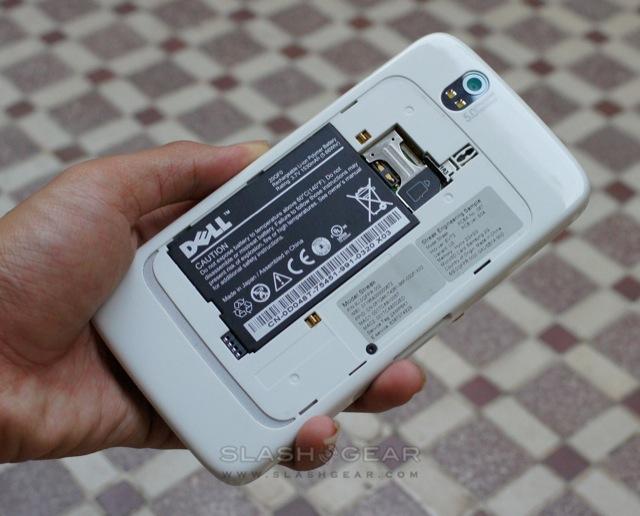 Dell Streak, une tablette 5 pouces avec 3G sous Android 2.0 !