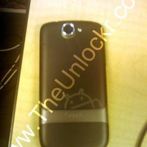 Photos et spécifications du HTC Dragon/Zoom 2