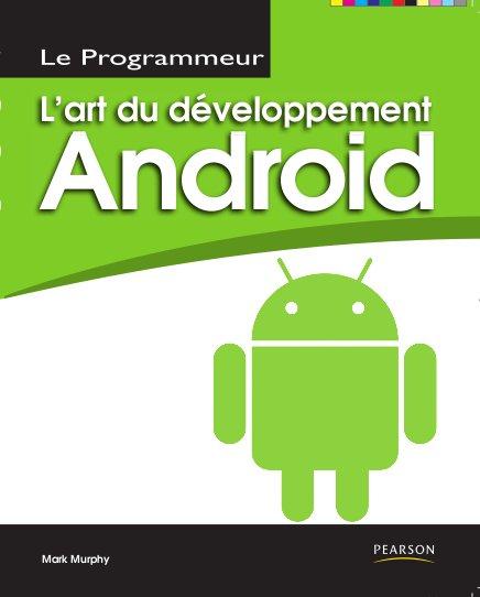 Livre «L'art du développement Android»