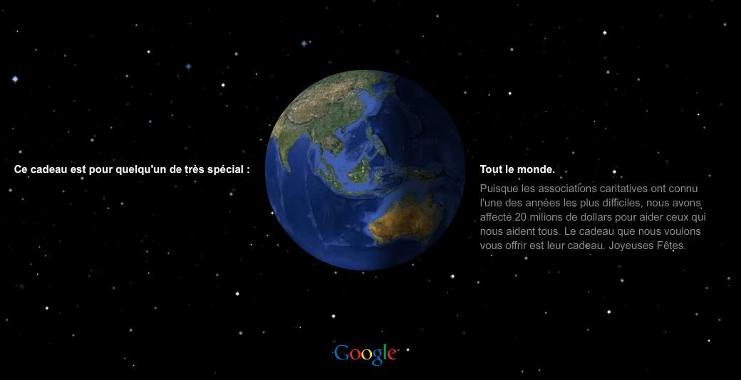 Enfin… Google annonce son cadeau de Noël au monde entier !