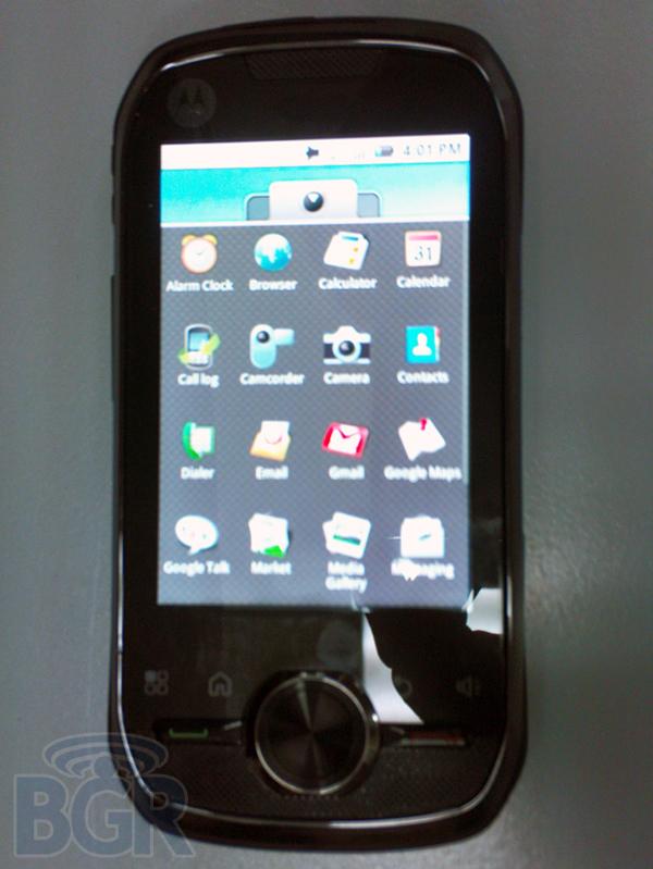 Le Motorola Opus One en vidéos