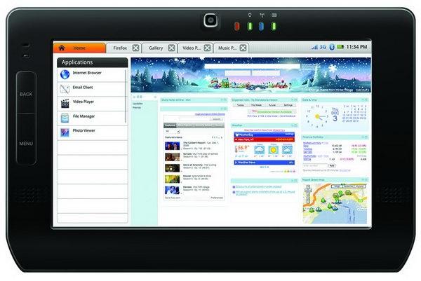 Freescale et son «concept» tablette à moins de 200 dollars