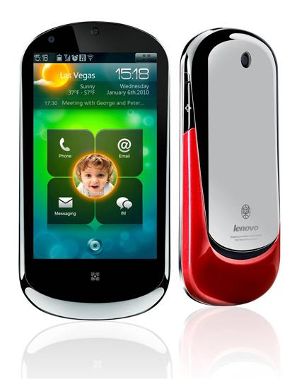 Lenovo LePhone serait disponible en septembre en France
