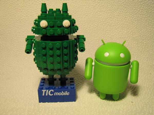 Un Android en Lego