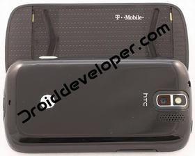 Photos du HTC Expresso sous Android