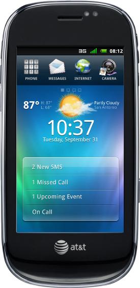 Un nouveau smartphone Dell sous Android, le Aero Mini 3