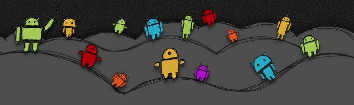 De nombreuses ressources graphiques sur Androidicons