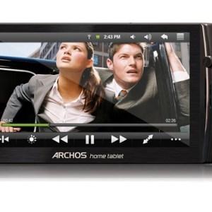 Deux nouvelles vidéos de l'Archos 7 sous Android