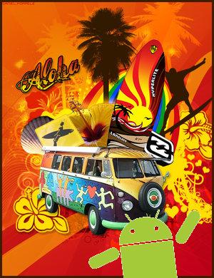 LG Aloha C710h, un nouveau terminal sous Android 2.1 ?