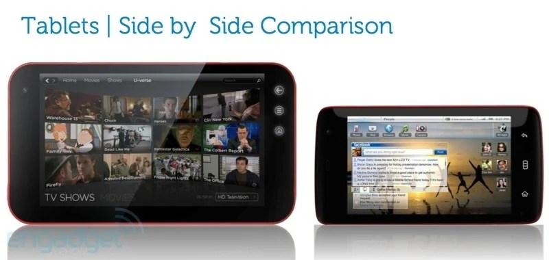 La tablette Streak 5″ sera mise à jour sous Android 2.1 en septembre
