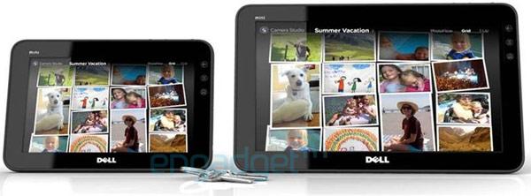 La tablette Dell Streak dévoilée en trois modèles