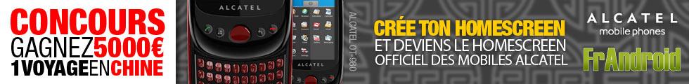 Qui sera le créateur de l'interface Android de l'OT-980 d'ALCATEL ?