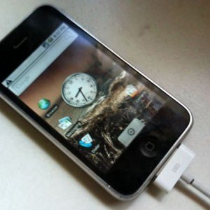 Android passe sur l'iPhone 3G