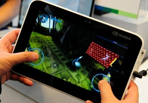 Prototype : Une tablette Nvidia sous Android !