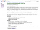 Un poste à pourvoir pour la Google TV