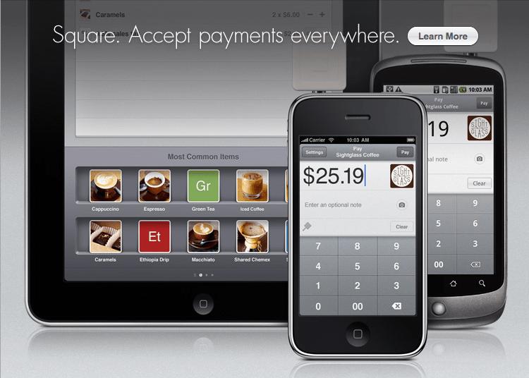 Square Up disponible sur Android aux Etats-Unis