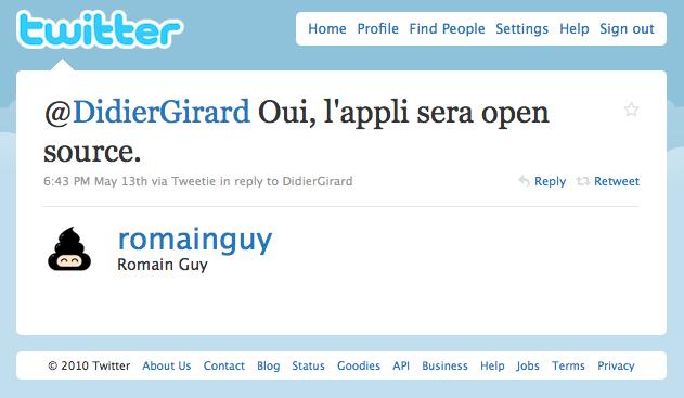 L'application officielle Twitter sera open-source !